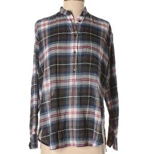 Madewell Tops - Madewell Long Sleeve Button-Down Shirt - Size XS